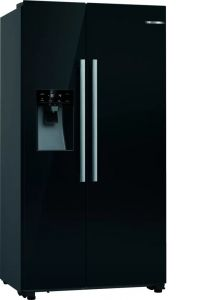 Bosch KAD93VBFPG Black American Fridge Freezer