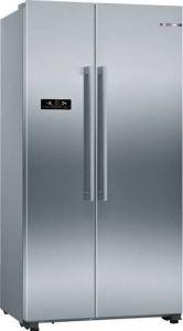 Bosch KAN93VIFPG American Fridge Freezer
