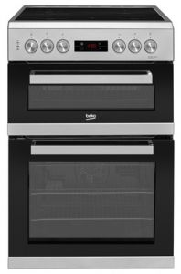 Beko KDC653S Silver 60cm Electric Cooker