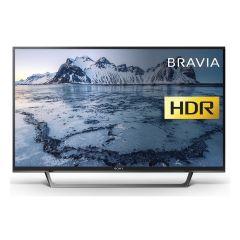 "Sony KDL32WE613BU 32"" HDR Smart LED TV, Black"