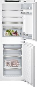 Siemens KI85NADE0G Built-in Frost Free Fridge Freezer