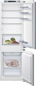 Siemens KI86NVFF0G Built-in Frost Free Fridge Freezer