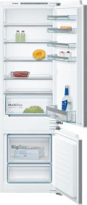 Bosch Serie 4 KIV87VFF0G Integrated Fridge Freezer