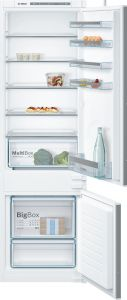 Bosch Serie 4 KIV87VS30G Integrated Fridge Freezer