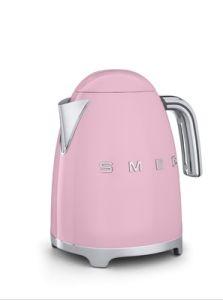 Smeg KLF03PKUK Pink Retro Kettle