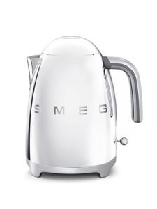 Smeg KLF03SSUK Chrome Retro Kettle