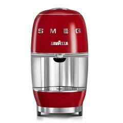Smeg Lavazza Red Pod Espresso Coffee Machine - 18000456