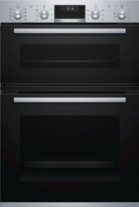 Bosch MBA5350S0B Built-in Double Oven