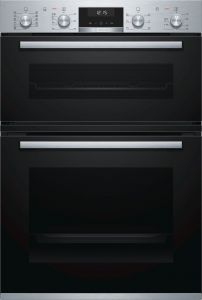 Bosch MBA5575S0B Built-in Electric Double Oven
