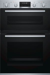 Bosch Serie 6 MBA5785S6B Built-in Double Oven