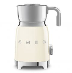 Smeg MFF01CRUK Cream Milk Frother