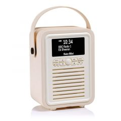 VQ Mini Cream DAB Digital Radio