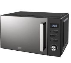 Beko MOF20110B Black Compact Microwave
