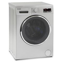 Montpellier MWD7512S Silver washer Dryer