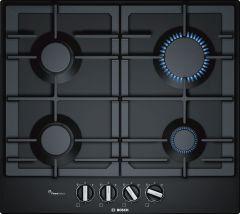 Bosch Serie 6 PCP6A6B90 Black Gas Hob