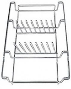 Smeg PR7A2 Chrome Plate Warming Rack