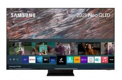 "Samsung QE85QN800ATXXU 85"" Neo QLED 8K HDR Smart TV 2021"