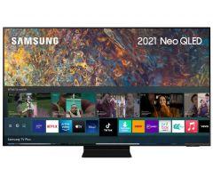 """Samsung QE55QN95AATXXU 55"""" Neo QLED 4K HDR Smart TV 2021"""
