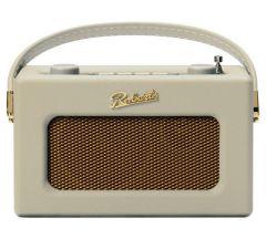 Roberts Revival Uno Portable DAB Radio In Cream