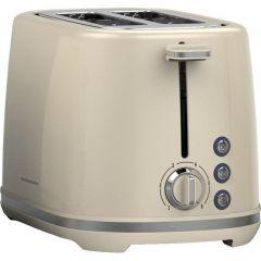 Rangemaster RMKT2S101CM Cream 2 Slice Toaster