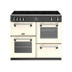 Stoves Richmond S1000EI Cream 100cm Electric Range Cooker