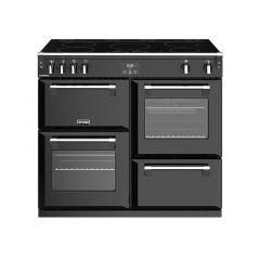 Stoves Richmond S1000EI Black 100cm Range Cooker