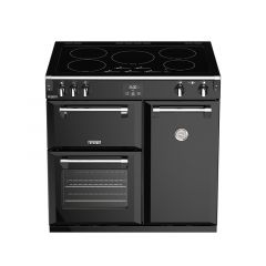 Stoves Richmond S900EI Black Electric Range Cooker