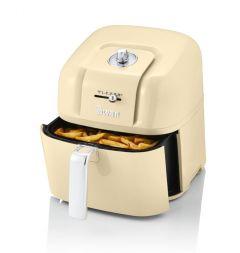 Swan SD10510CN Cream Retro Style Air Fryer