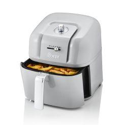 Swan SD10510GRN Grey Retro Style Air Fryer
