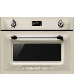 Smeg SF4920MCP1 Victoria Cream Compact Oven
