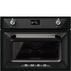 Smeg Victoria SF4920VCN1 Compact Combination Steam oven
