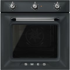 Smeg SF6905NO1 Matte Black Built In Oven
