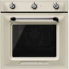 Smeg SF6905P1 Cream Built In Oven