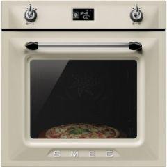Smeg SF6922PPZE1 Cream Victoria Single Oven