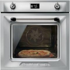 Smeg SFP6925XPZE1 Stainless Steel Victoria single Oven