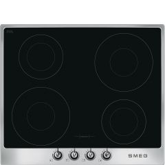 Smeg SI964XM Stainless Steel 60cm Induction Hob