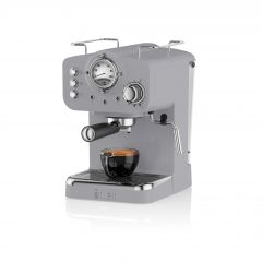 Swan SK22110GRN Retro Espresso Coffee Machine