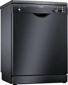 Bosch SMS25AB00G Black 60cm Dishwasher