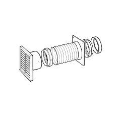 Smeg SP215 Simple Vent Kit