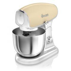 Swan SP33010CN Cream Retro Stand Mixer