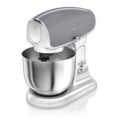 Swan SP33010GRN Grey Retro Style Stand Mixer