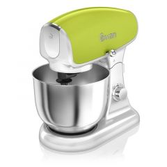 Swan SP33010LN Lime Retro Stand Mixer