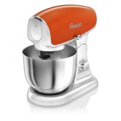 Swan SP33010ON Orange Retro Stand Mixer