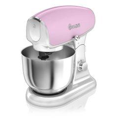 Swan SP33010PN Pink Retro Stand Mixer