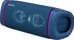 Sony SRSXB33LCE7 Blue Portable Speaker
