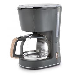 Tower Scandi T13006G Grey Coffee Maker