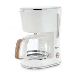 Tower Scandi T13006 White Coffee Maker