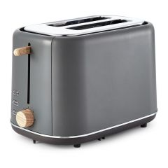 Tower Scandi T20027G Grey 2 Slot Toaster