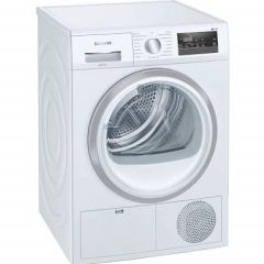 Siemens WT45N202GB White 8kg Condenser Tumble Dryer