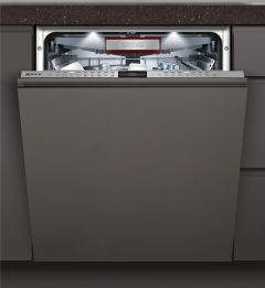 Neff S517T80D6E Fully Integrated Standard Dishwasher